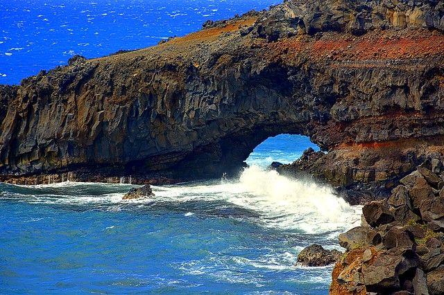 綠島秘境-藍洞深入探索